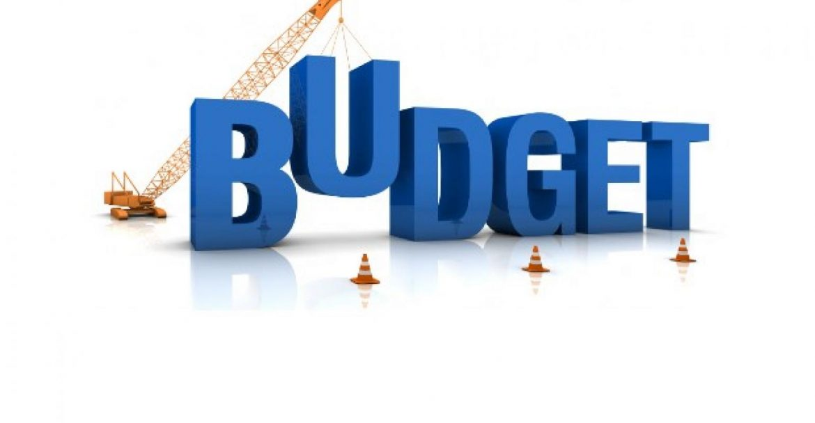 constructional budget for real estate sector